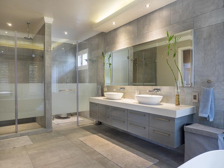 Dessiner Interior Architectural Moderne Badezimmer