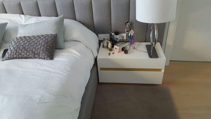 CARE MOBILIARIO MADRID,S.L. Yatak OdasıKomodinler Orta Yoğunlukta Lifli Levha Rengarenk