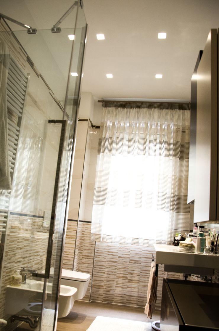 Calore e Design Studio ARCH+D Bagno moderno