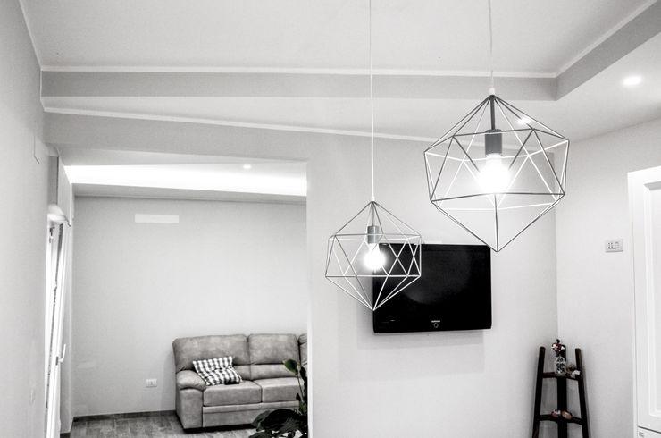 House Shabby? Studio ARCH+D Soggiorno eclettico