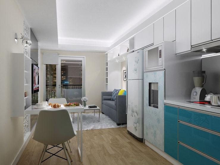 PT. Dekorasi Hunian Indonesia (DHI) Modern Kitchen