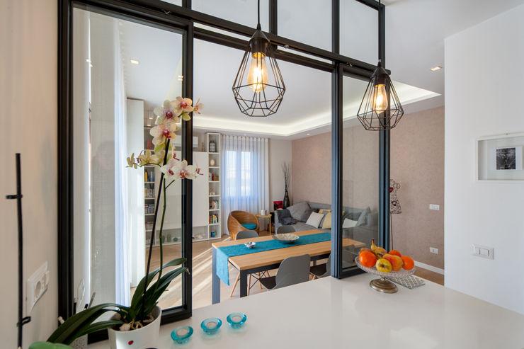 MAT architettura e design Кухня в стиле модерн