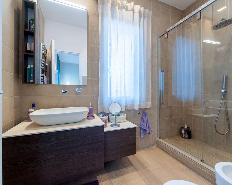 MAT architettura e design Ванная комната в стиле модерн