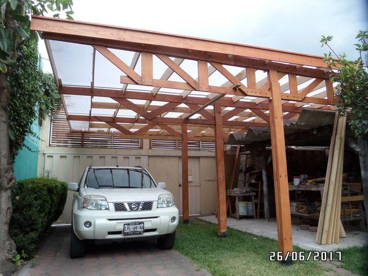 Van Herck-Arquitectos 屋根 木