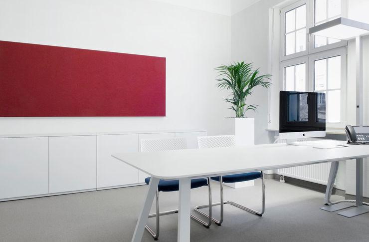 THEOPARK Rechtsanwalts und Steuerkanzlei - Office Marius Schreyer Design Moderne Geschäftsräume & Stores