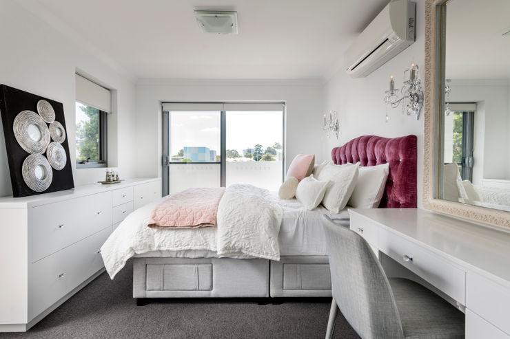 Young Adult Bedroom Moda Interiors Modern style bedroom