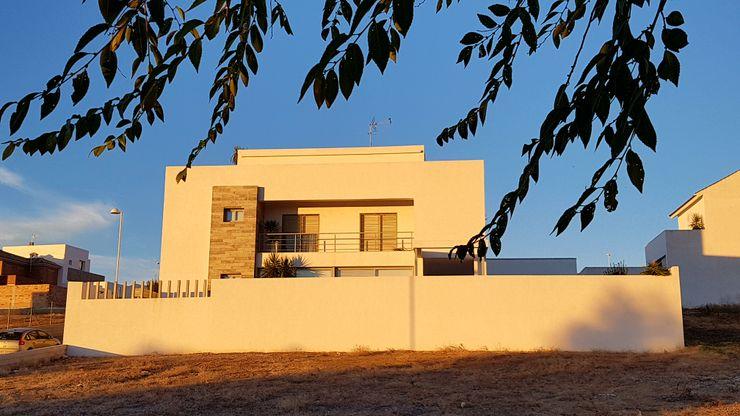Casa Marisa Mohedano Estudio de Arquitectura S.L.P. Casas unifamilares