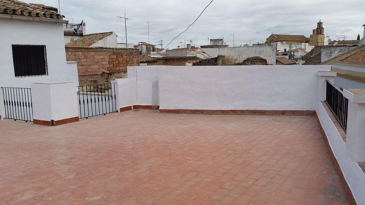 Rehabiltiación de castillete y azotea. Estado final Mohedano Estudio de Arquitectura S.L.P.