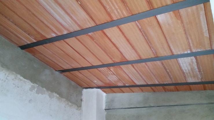 Rehabiltiación de castillete. Estado inicial Mohedano Estudio de Arquitectura S.L.P.