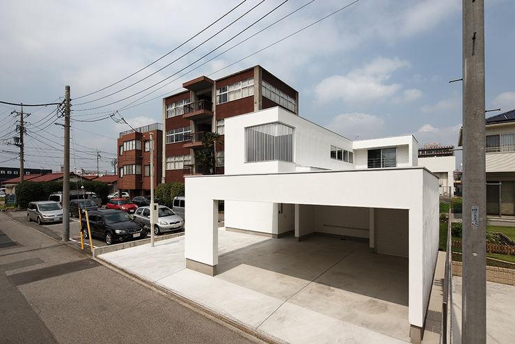 *studio LOOP 建築設計事務所 Modern Houses