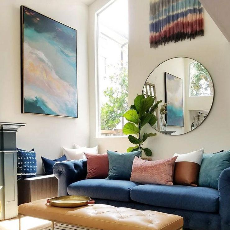 Labradorite Dream No. 1 Julia Contacessi Fine Art ArtworkPictures & paintings
