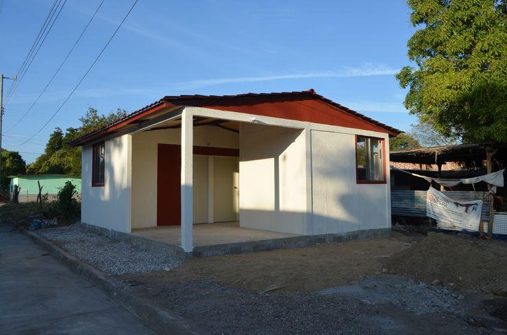Vivienda Comitancillo Variable Hoteles de estilo rural Concreto reforzado Blanco