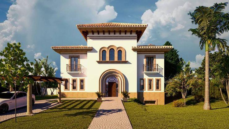 Entrada Principal Pacheco & Asociados Villas