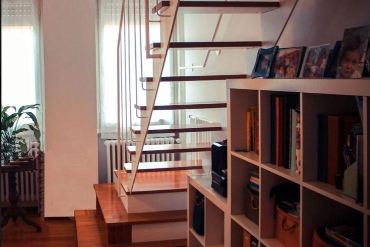 Una casa familiare atelier architettura Scale