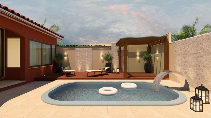Adriana Costa Arquitetura Pool