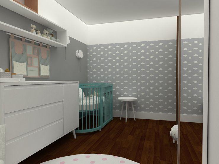 Angelica Pecego Arquitetura Baby room