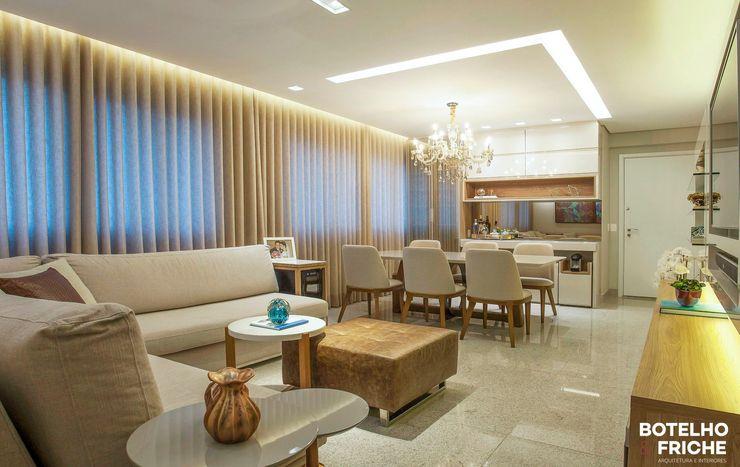 Bárbara Botelho arquitetura Classic style dining room