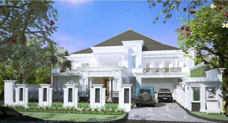 ANJARSITEK Modern houses