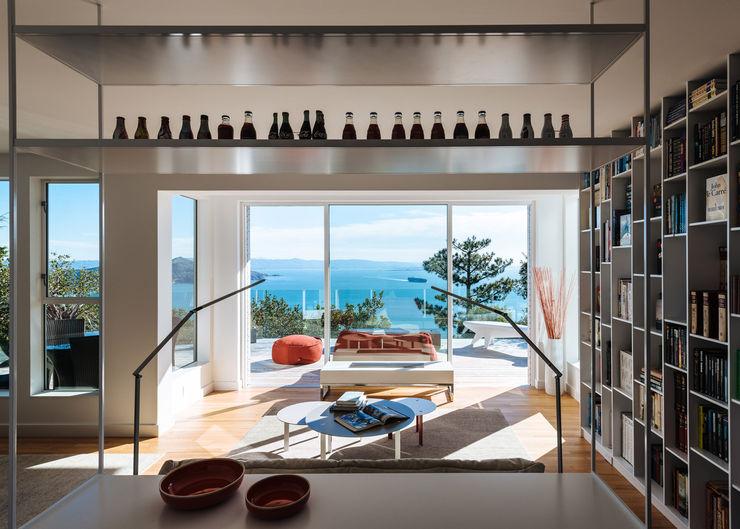 Sausalito Outlook Feldman Architecture Modern Kitchen