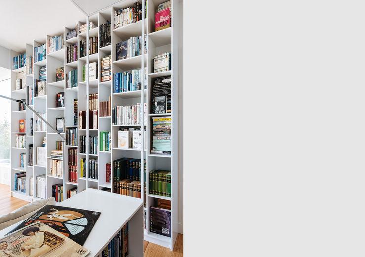 Sausalito Outlook Feldman Architecture Modern Living Room