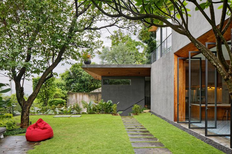 Tamara Wibowo Architects 트로피컬 주택