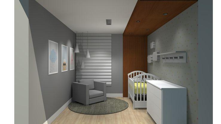 Ana de Oliveira Designer de Interiores Baby room