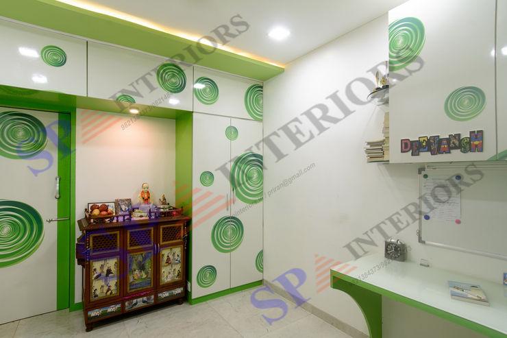 SP INTERIORS Modern living room
