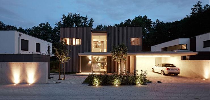 Cluster Architekten / Inkognito Maisons modernes
