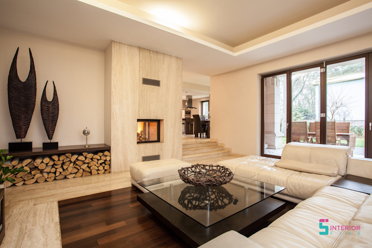 homify Asian style living room