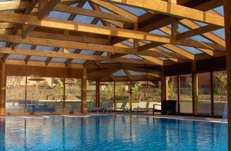 Drevo - Wood Solutions Lda Infinity Pool