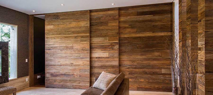 Drevo - Wood Solutions Lda Modern Walls and Floors
