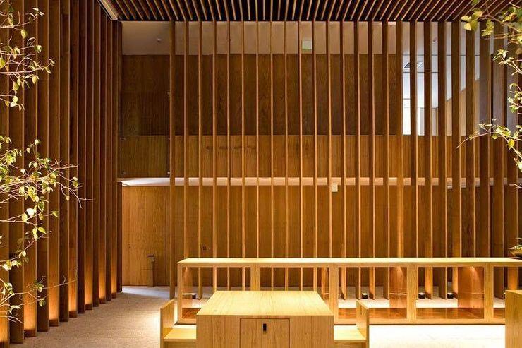 Drevo - Wood Solutions Lda Modern Corridor, Hallway and Staircase
