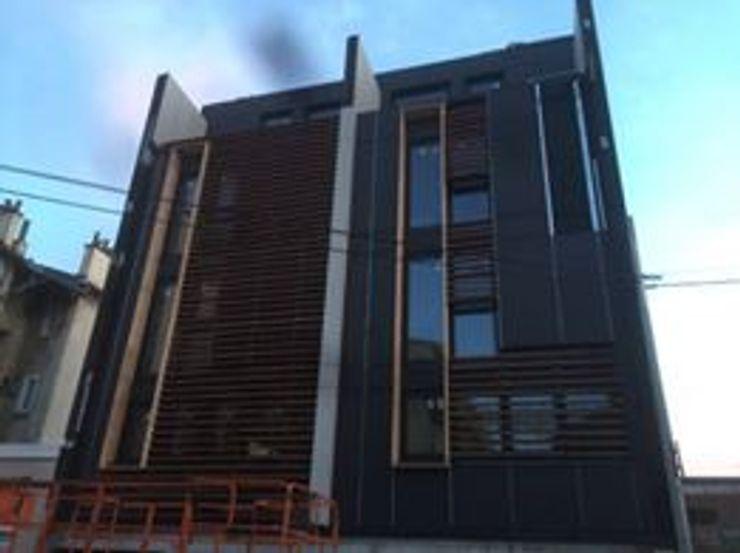Drevo - Wood Solutions Lda Multi-Family house