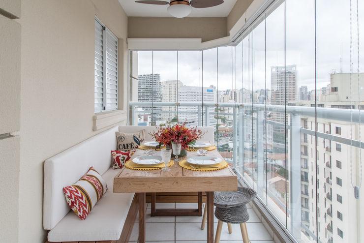 Start Arquitetura Balcones y terrazas modernos: Ideas, imágenes y decoración