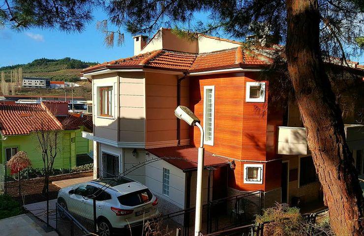 VİLLA TADİLATI OVAAKÇA REYHAN MUTFAK I BANYO I DEKORASYON Villa