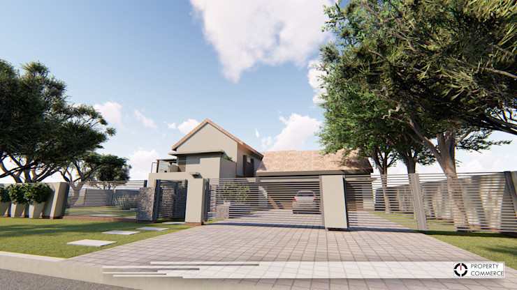 House Companie Property Commerce Architects Modern houses