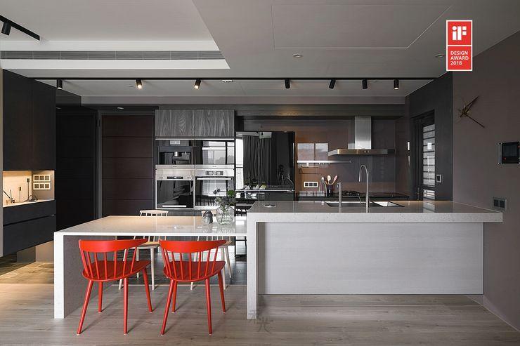 禾光室內裝修設計 ─ Her Guang Design Кухня