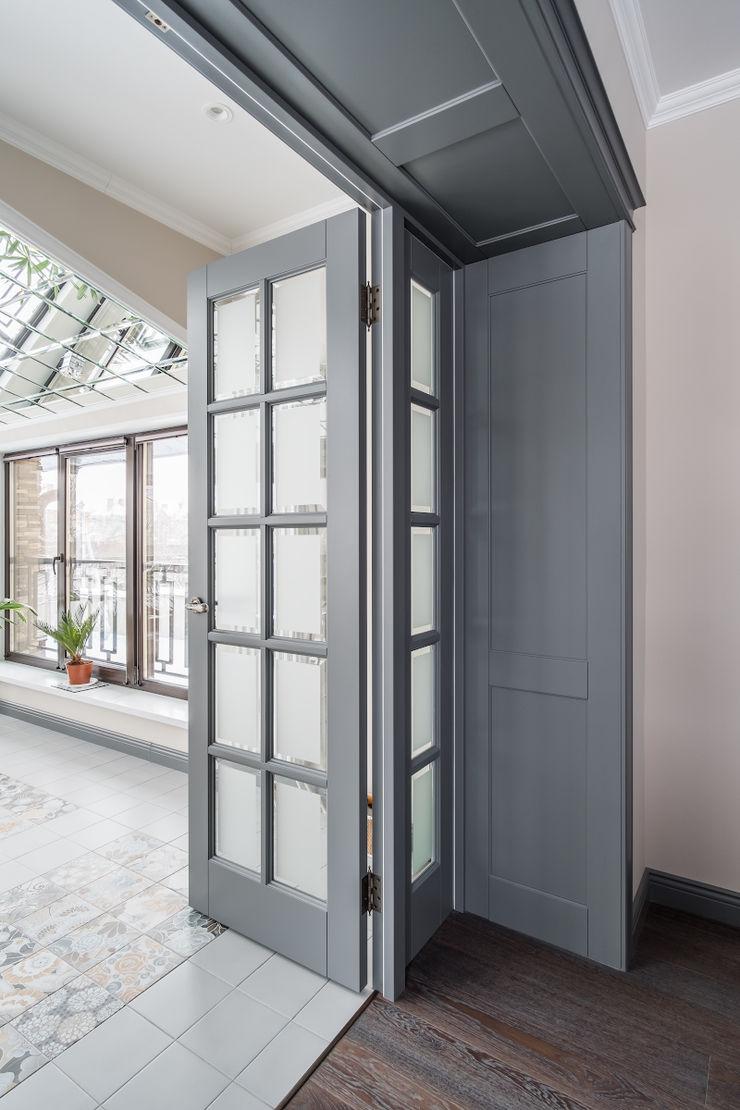 Брянский лес Windows & doors Doors Wood Grey