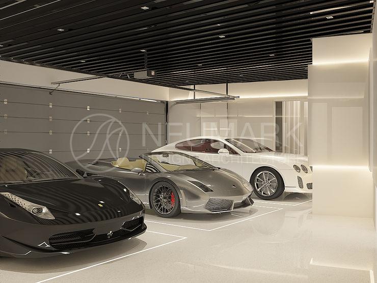 NEUMARK Minimalist garage/shed