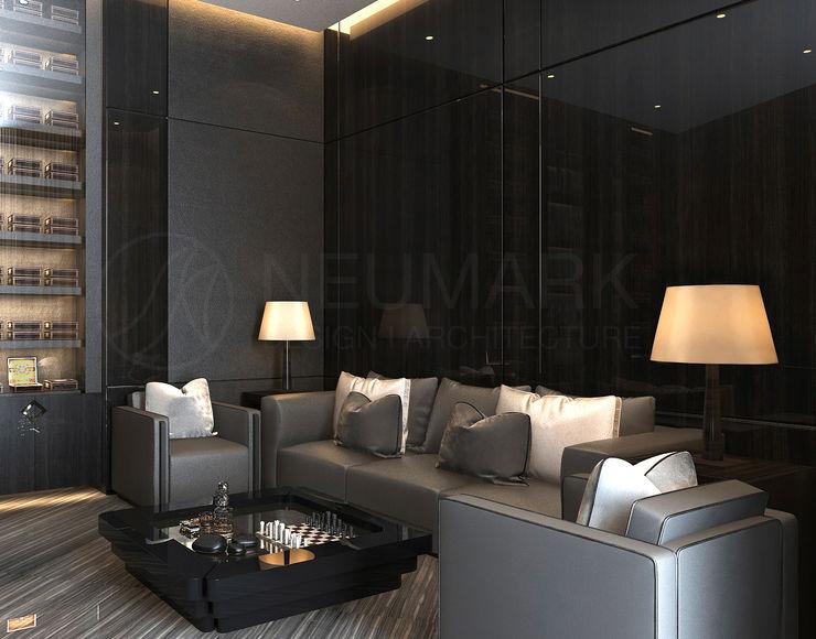 NEUMARK minimalist style media rooms