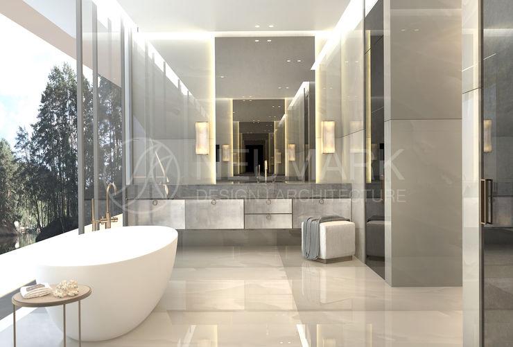NEUMARK Minimalist style bathrooms