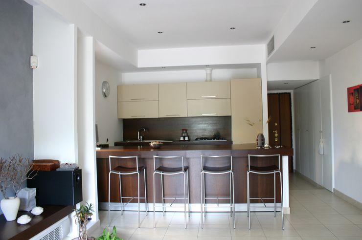 a2 Studio Borgia - Romagnolo architetti Cocinas modernas