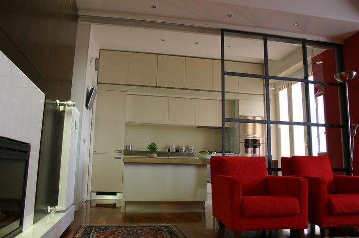 a2 Studio Borgia - Romagnolo architetti Кухня