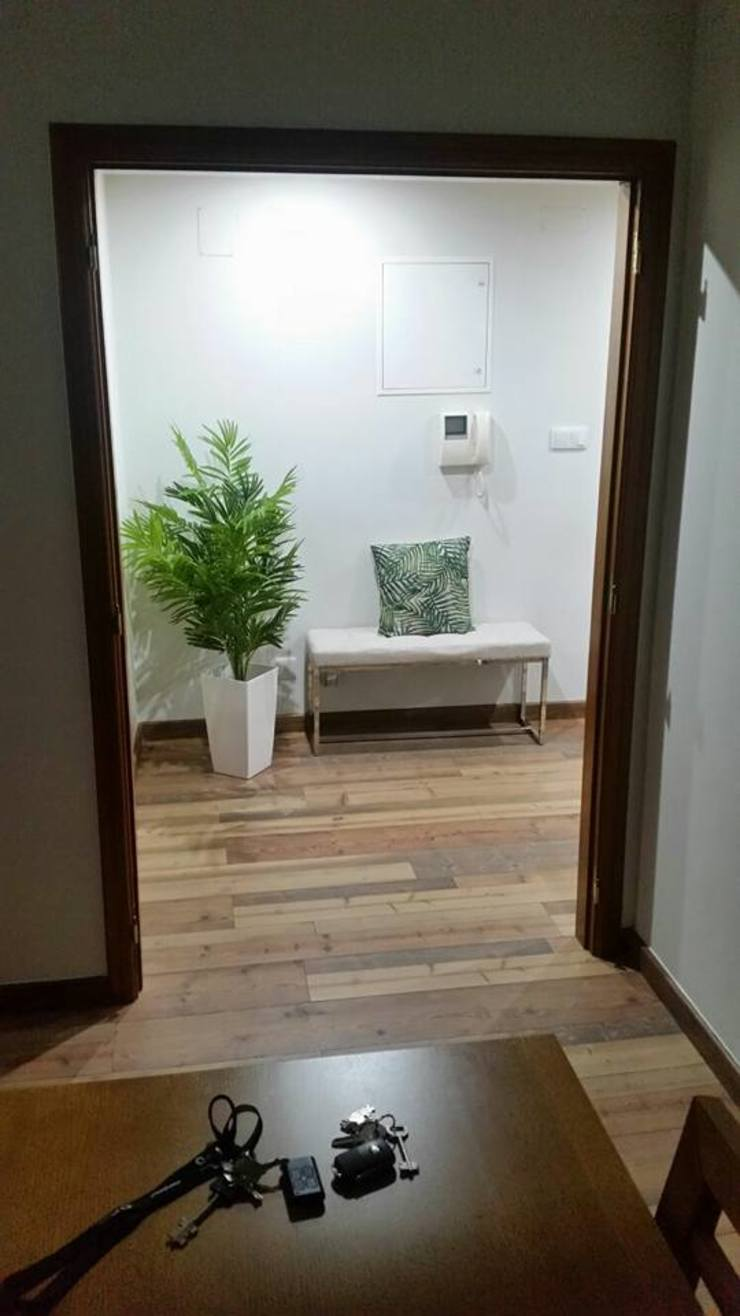 MEA Interior Design 玄關、走廊與階梯配件與裝飾品