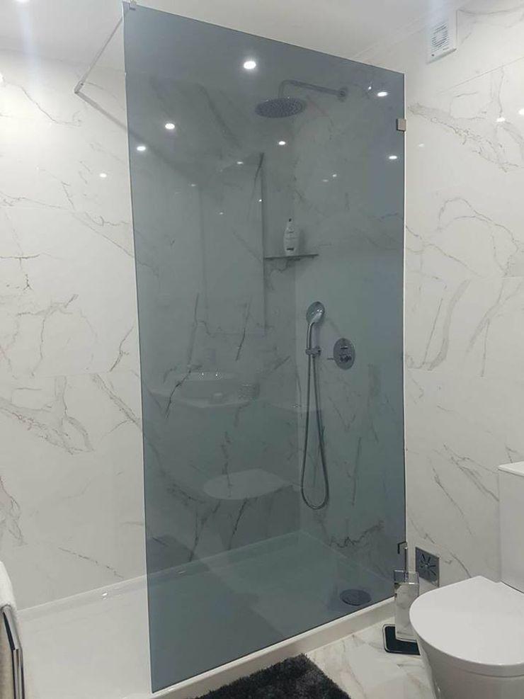 MEA Interior Design 現代浴室設計點子、靈感&圖片