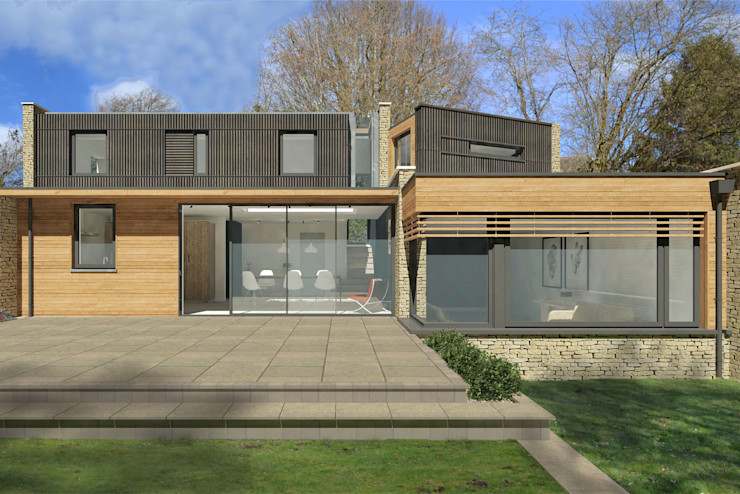 3D Visualisation Hetreed Ross Architects