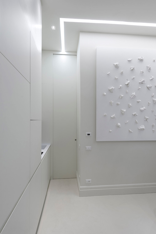 Vemworks llc Dapur built in White