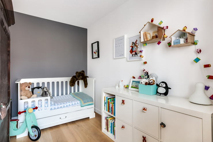 Anne Lapointe Chila Baby room