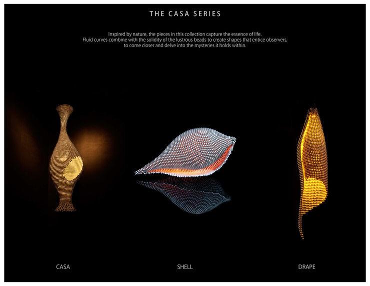 CASA series Epistle Communications 藝術品其他藝術物件
