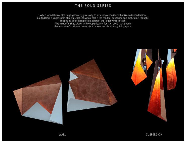 FOLD series Epistle Communications 藝術品其他藝術物件
